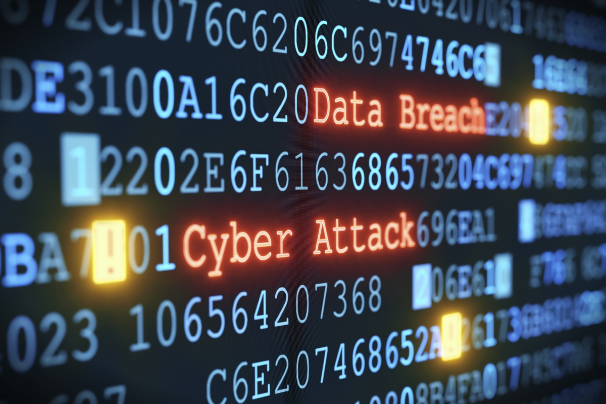 Cyberattacks and data breaches