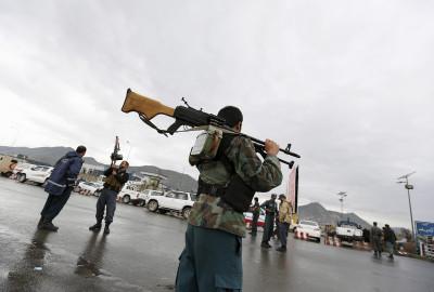 kabul suicide car bomb