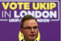 Peter Whittle, Ukip\'s Mayor of London candidate