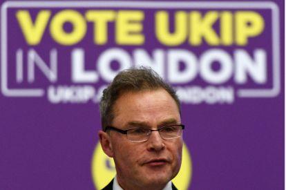 Peter Whittle, Ukip\'s Mayor of London candidate