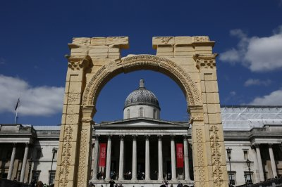 Palmyra Arch London