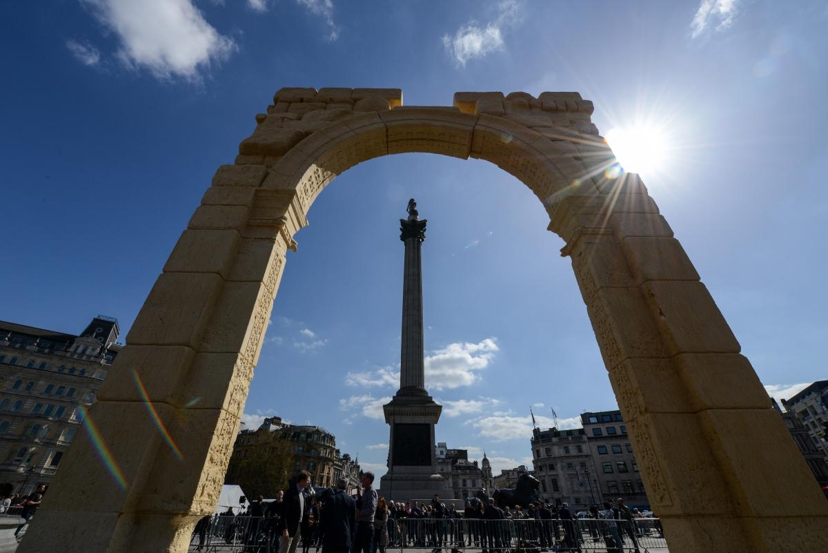Palmyra Arch London