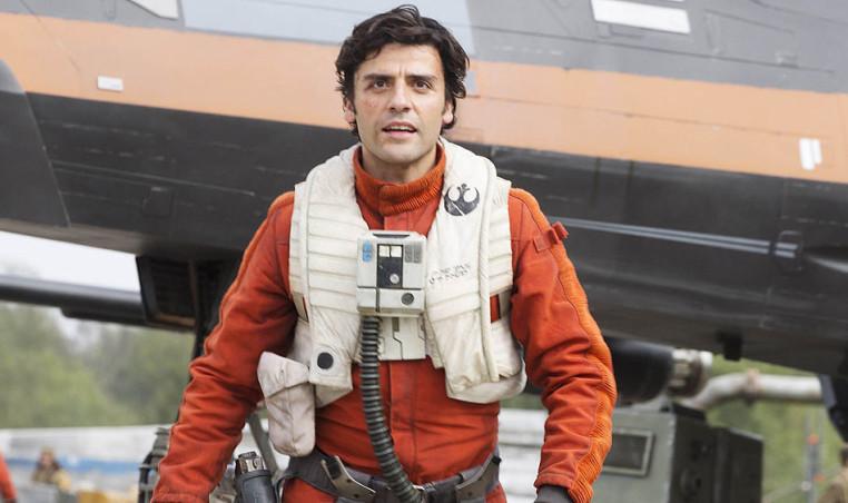 Oscar Isaac in Star Wars 7