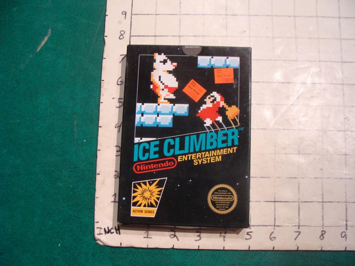 Ice Climber for Famicom