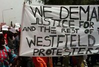 Gambia protests