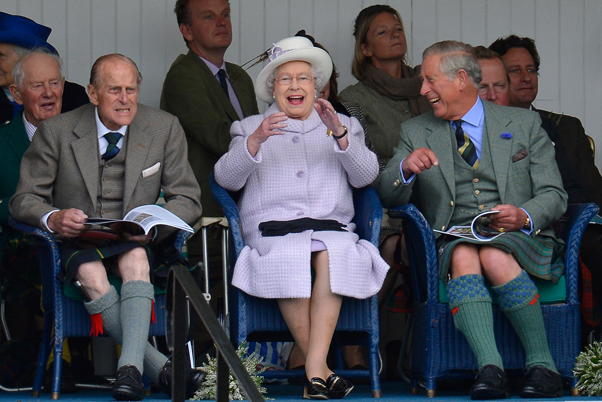 queen at 90