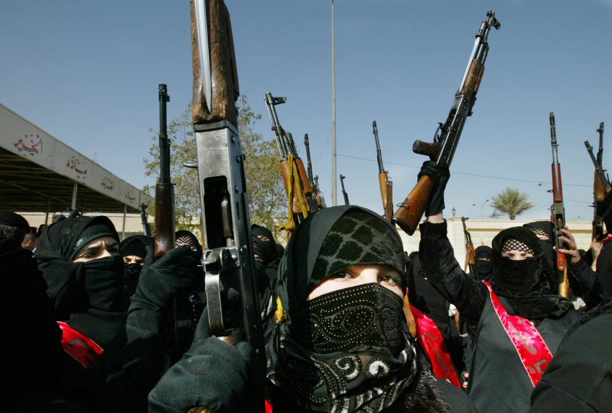 Isis women