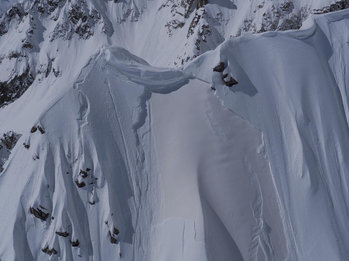 Estelle Balet death in Swiss Alps avalanche