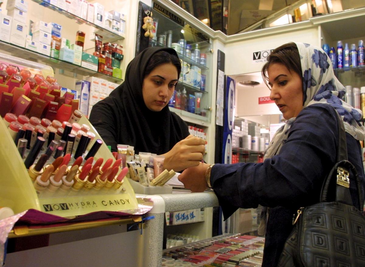 Iran morality police Tehran