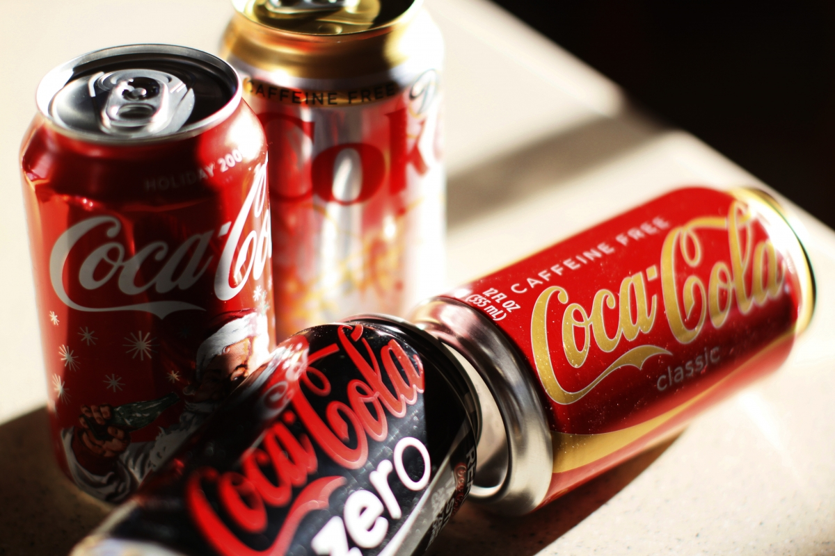 """Coca-Cola Zero to be re-launched as """"Coca-Cola Zero Sugar"""" in the UK at a cost of £10m"""