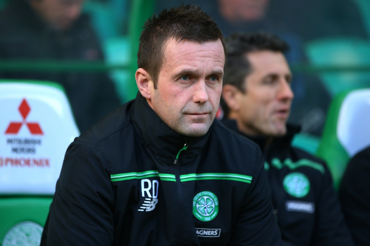 Ronny Deila is to leave Celtic