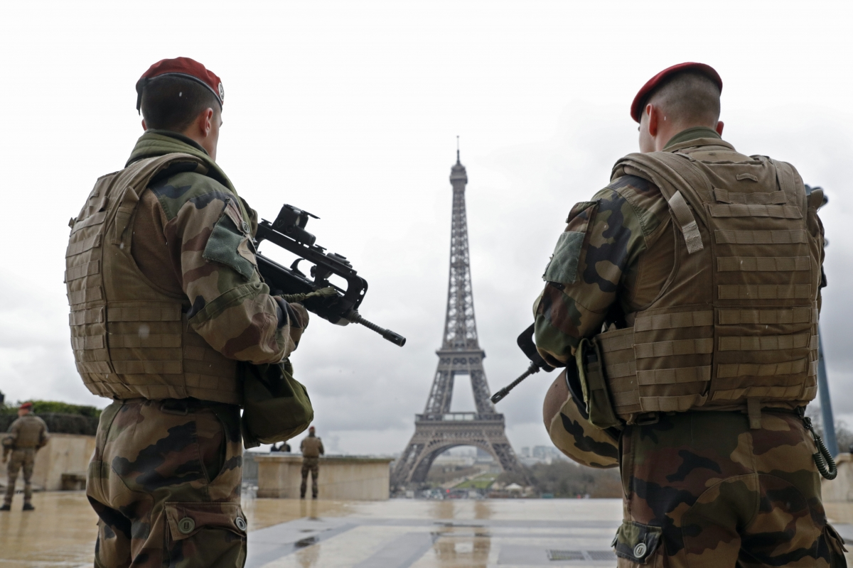 France Security Forces