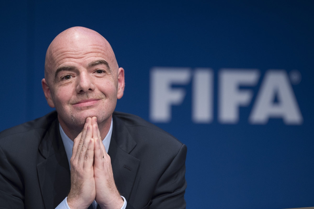Gianni Infantino wants video technology