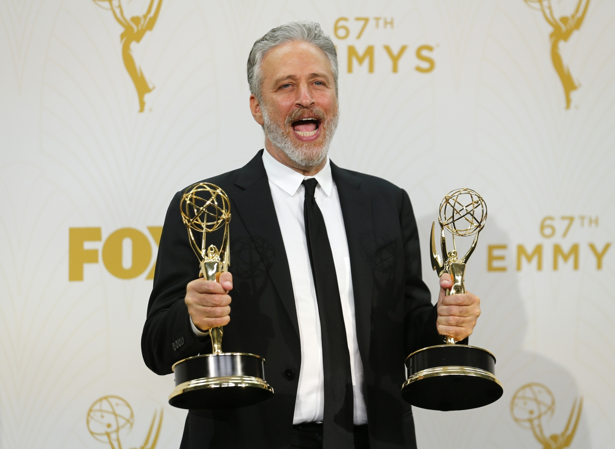 "Jon Stewart and HBO to team up for new ""unbelievable"" VR project"