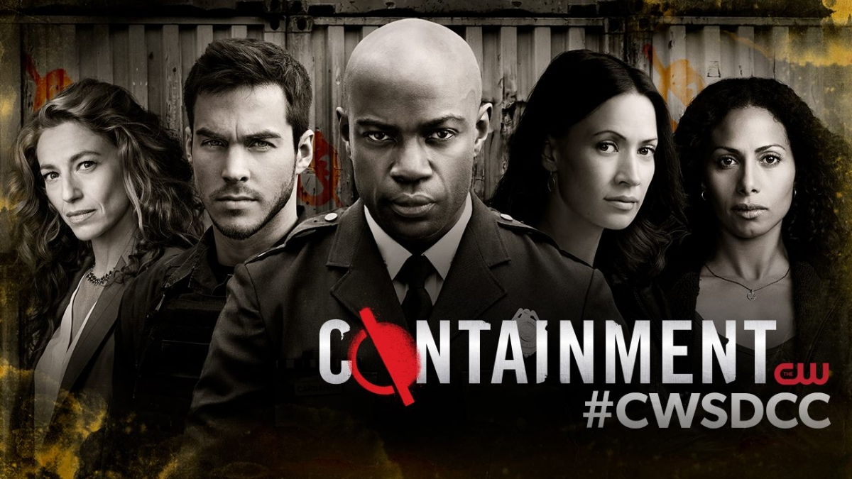 Containment on CW