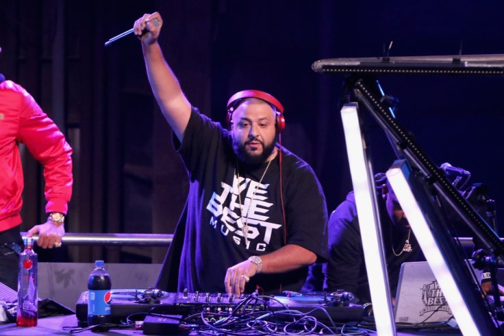 DJ Khaled tour