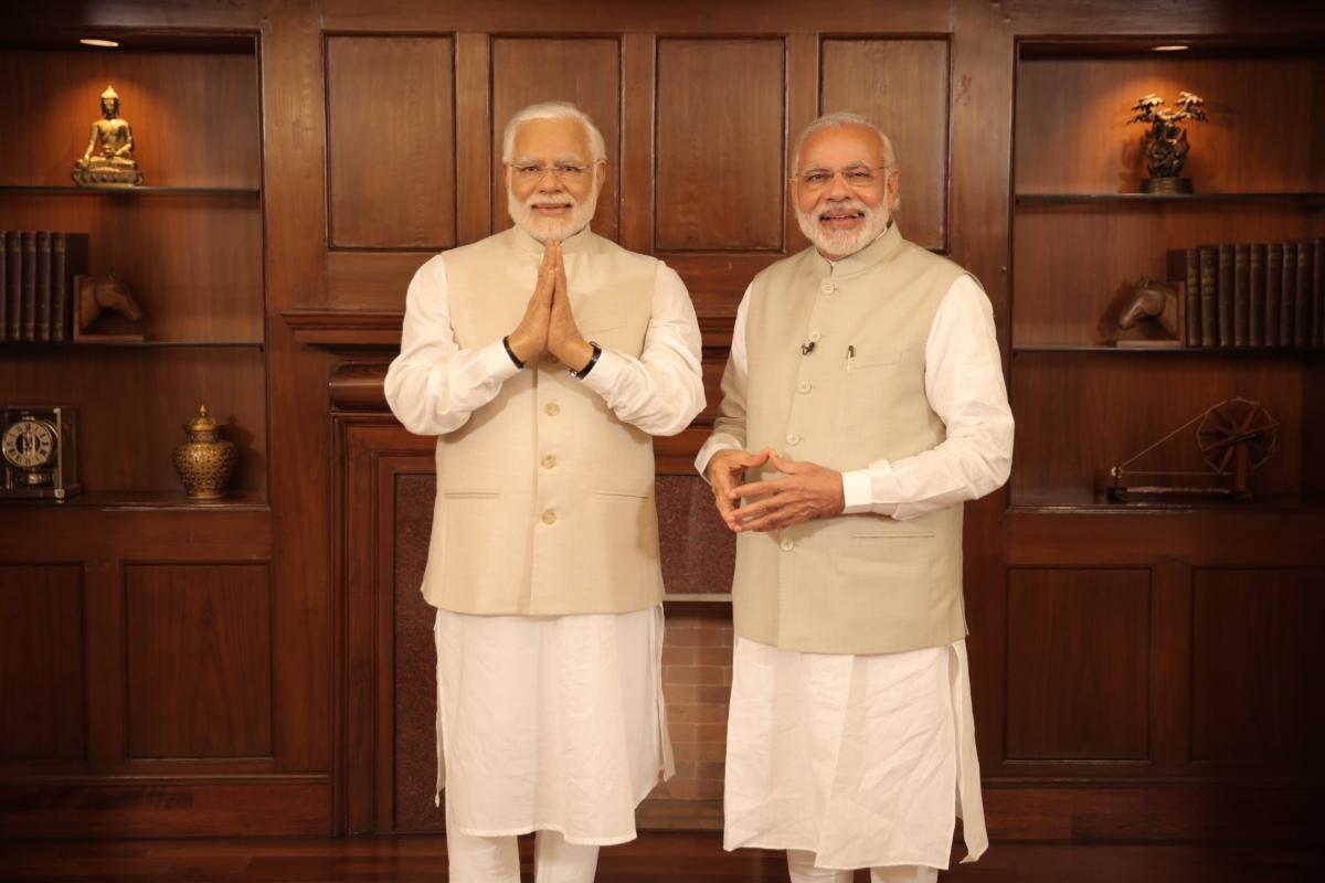 Narendra Modi Madame Tussauds