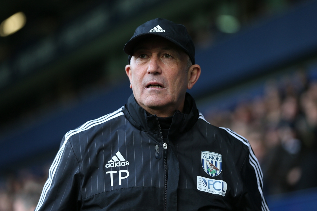 Tony Pulis' squad is carrying some injuries
