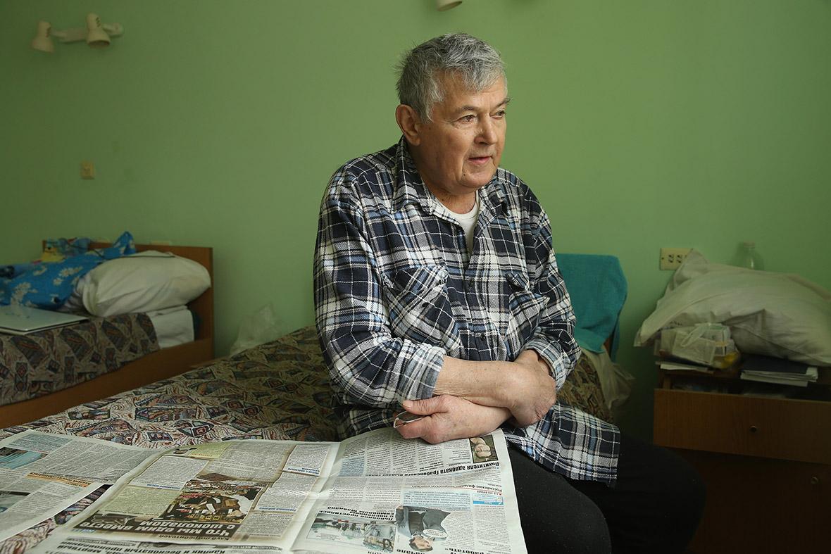 Chernobyl liquidators