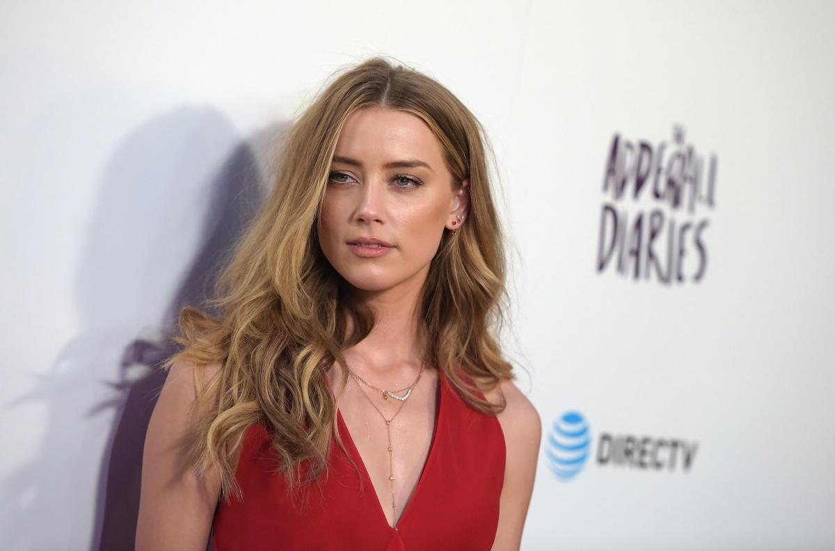 Amber Heard 30th birthday: The Danish Girl, Magic Mike XXL and more of ...  Amber Heard