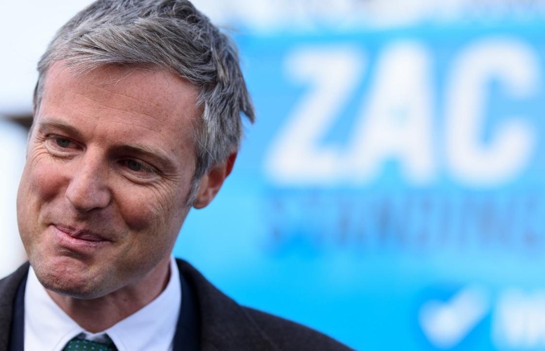 Zac Goldsmith, Conservative Mayor of London candidate