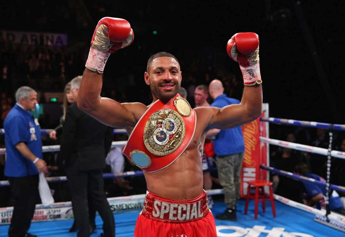 Kell Brook: I Wonder if Errol Spence is Another Jeff Lacy!