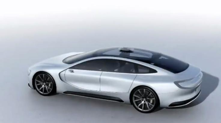 LeSEE electric autonomous car