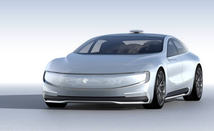 LeEco LeSEE car