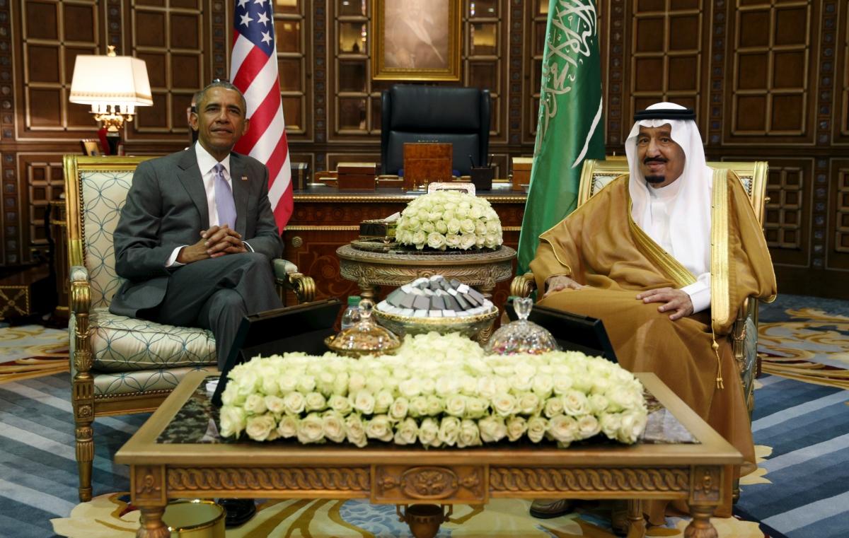 obama king salman saudi USA 2016