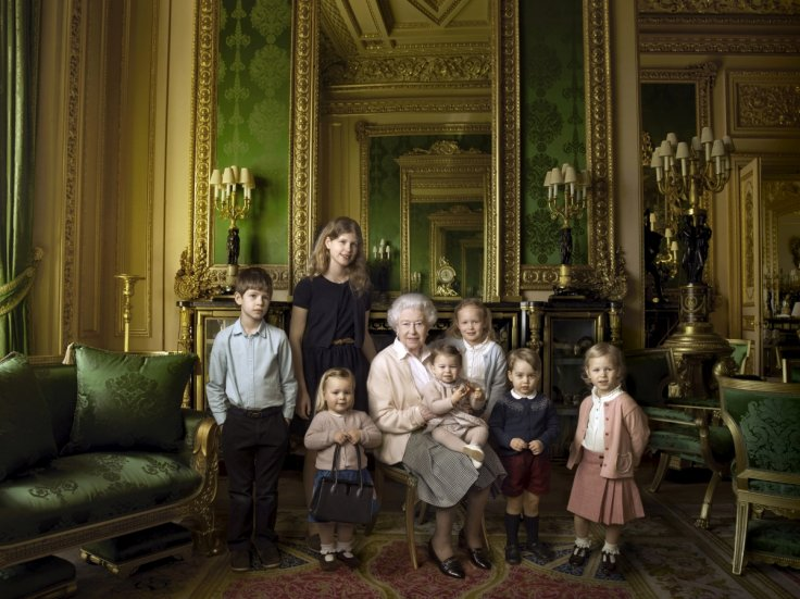 Queen Elizabeth II's 90th birthday