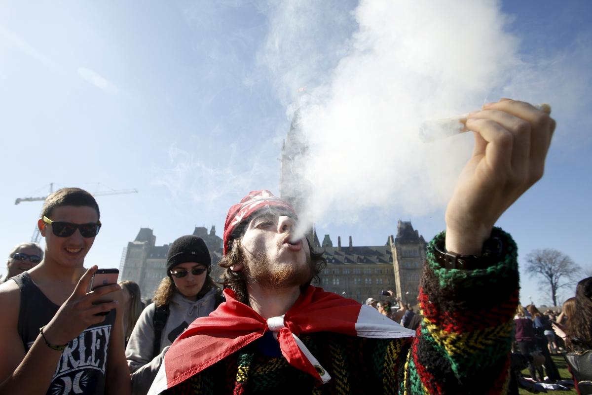 Canada introduing marijuana law