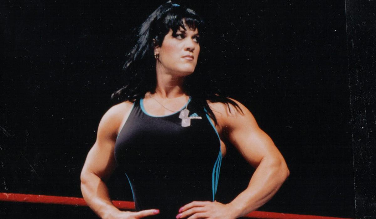 Chyna WWE WWF Wrestler