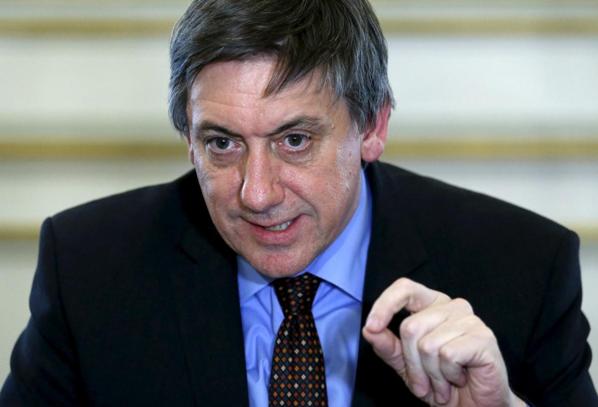Belgium's Interior Minister Jan Jambon