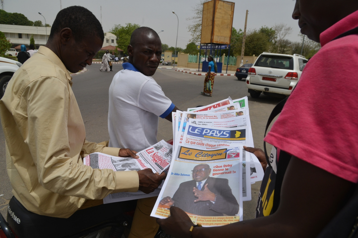 Presidential elections in Chad