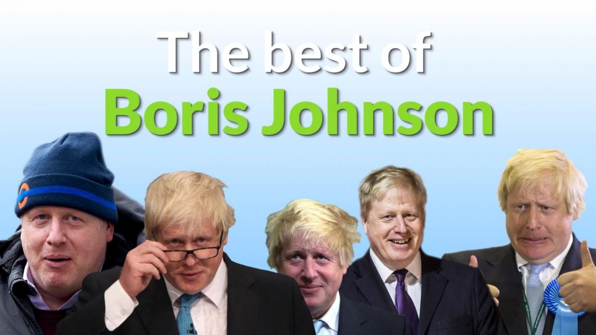 The Best of Boris Johnson