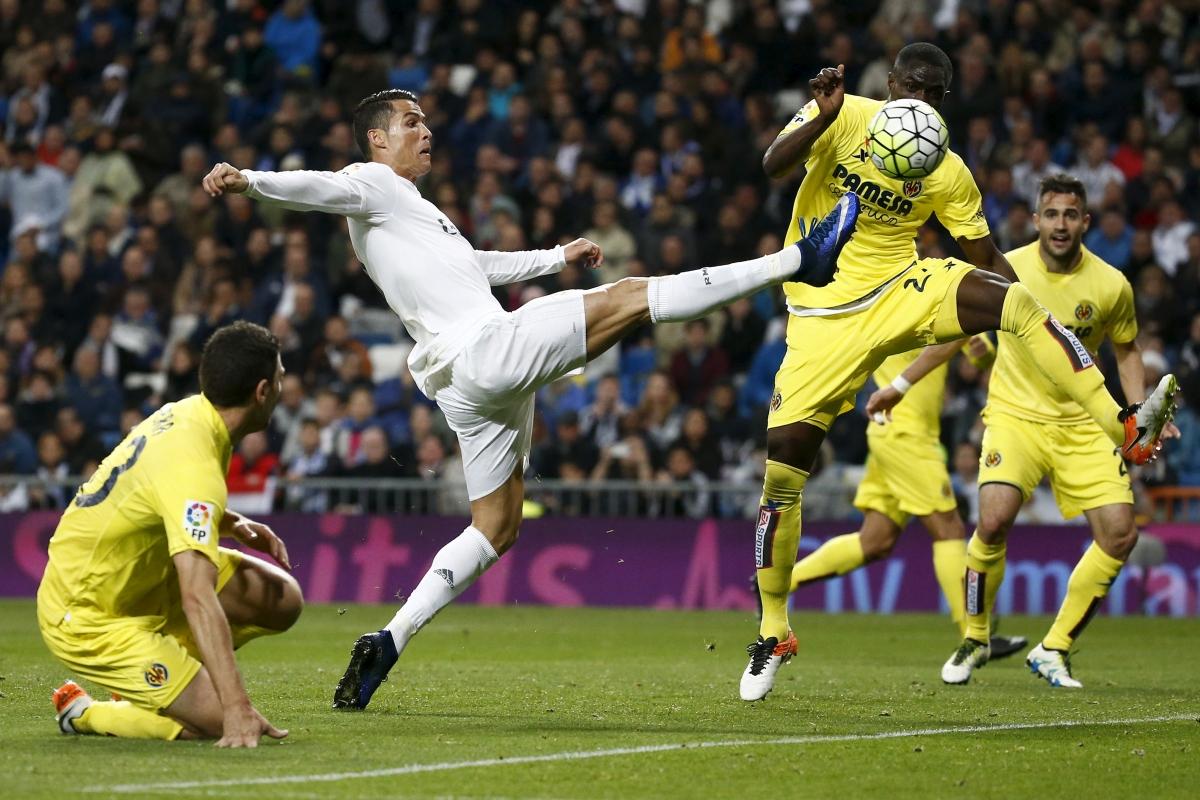 Cristiano Ronaldo & Eric Bailly