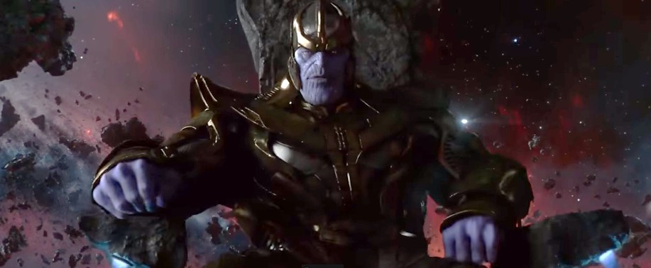 Avengers Infinity War: Josh Brolin teases his first look ... Guardians Of The Galaxy Thanos Actor