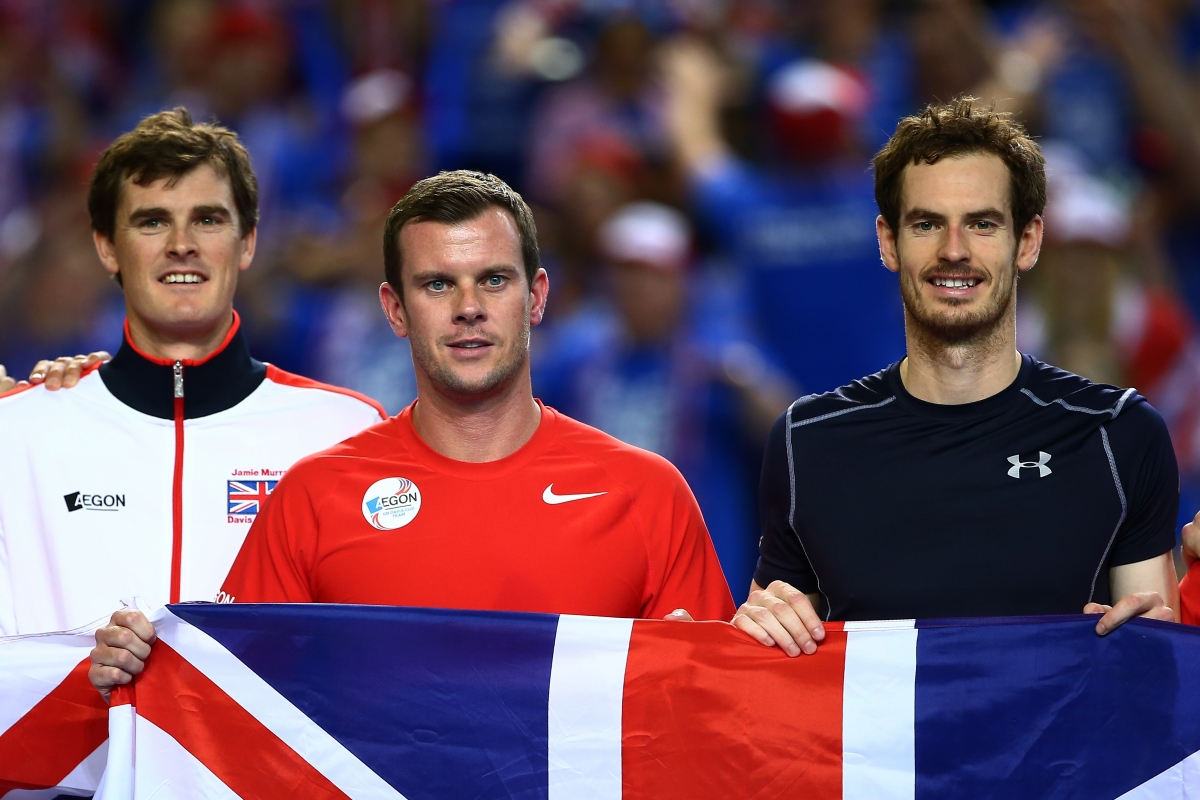 Great Britain Davis Cup team