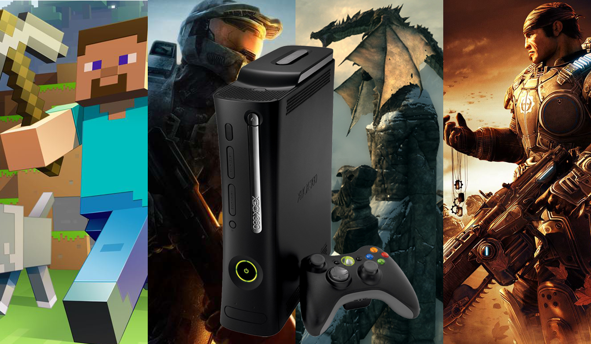 Xbox 360 Classics Best Games