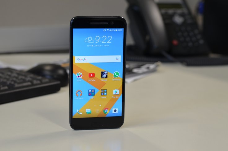 HTC 10 Review LCD