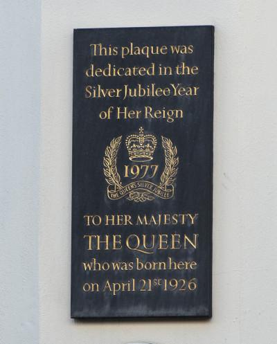 Queen Elizabeth II 90