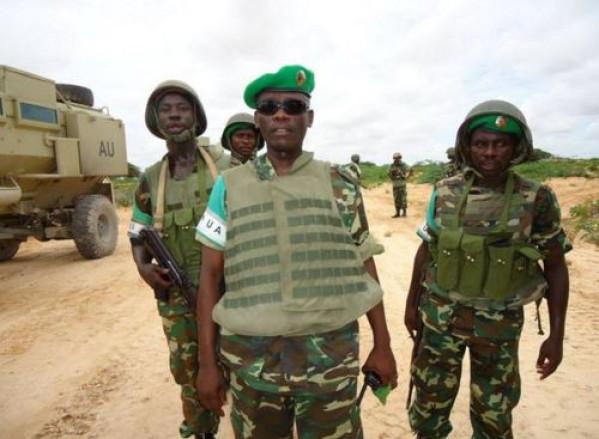Colonel Emmanuel Buzubona