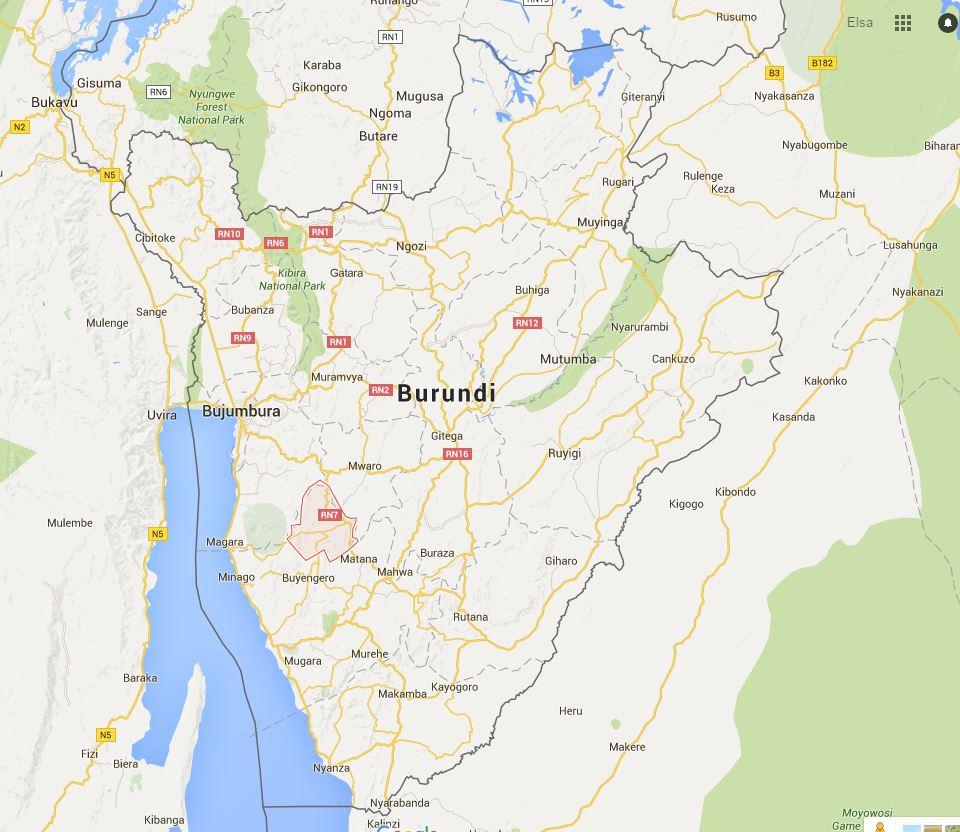 Mugamba Province, Burundi
