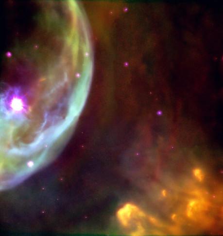 1998 Bubble Nebula