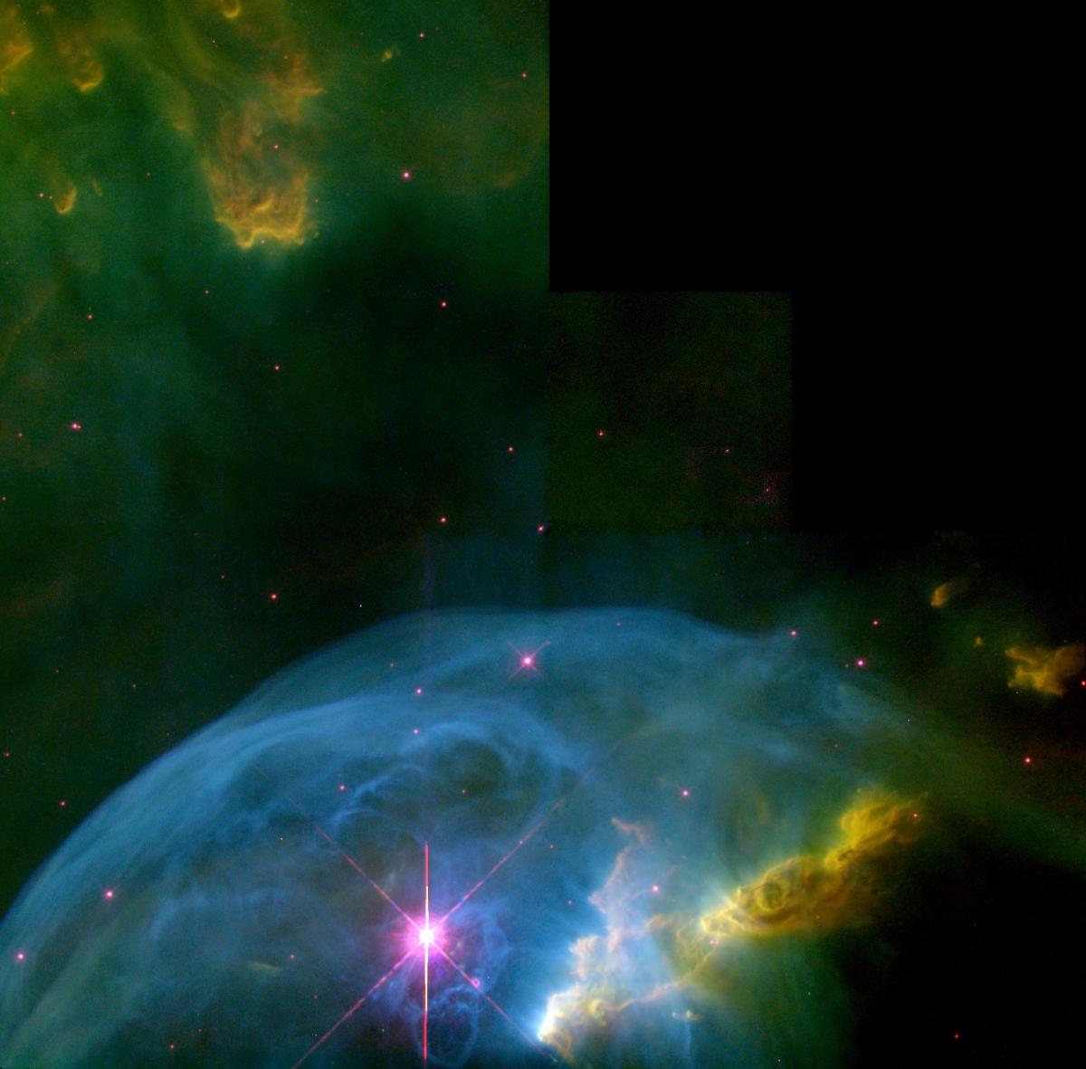 2000 Bubble Nebula