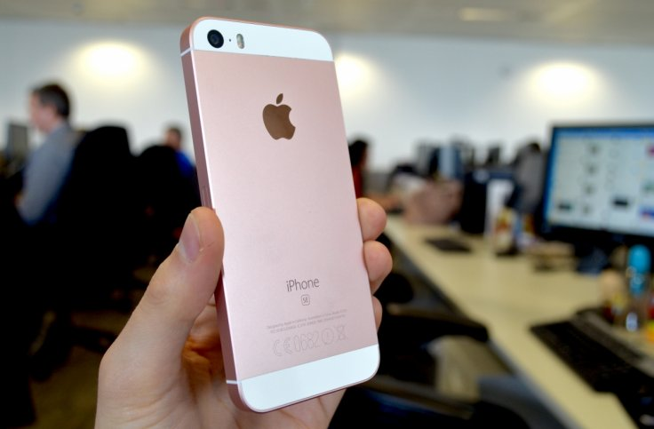 Iphone  S Rose