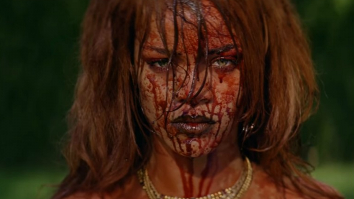 Rihanna music video