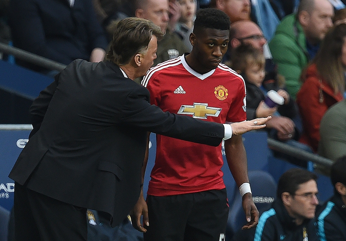 Van Gaal doesn't know Fosu-Mensah's best position