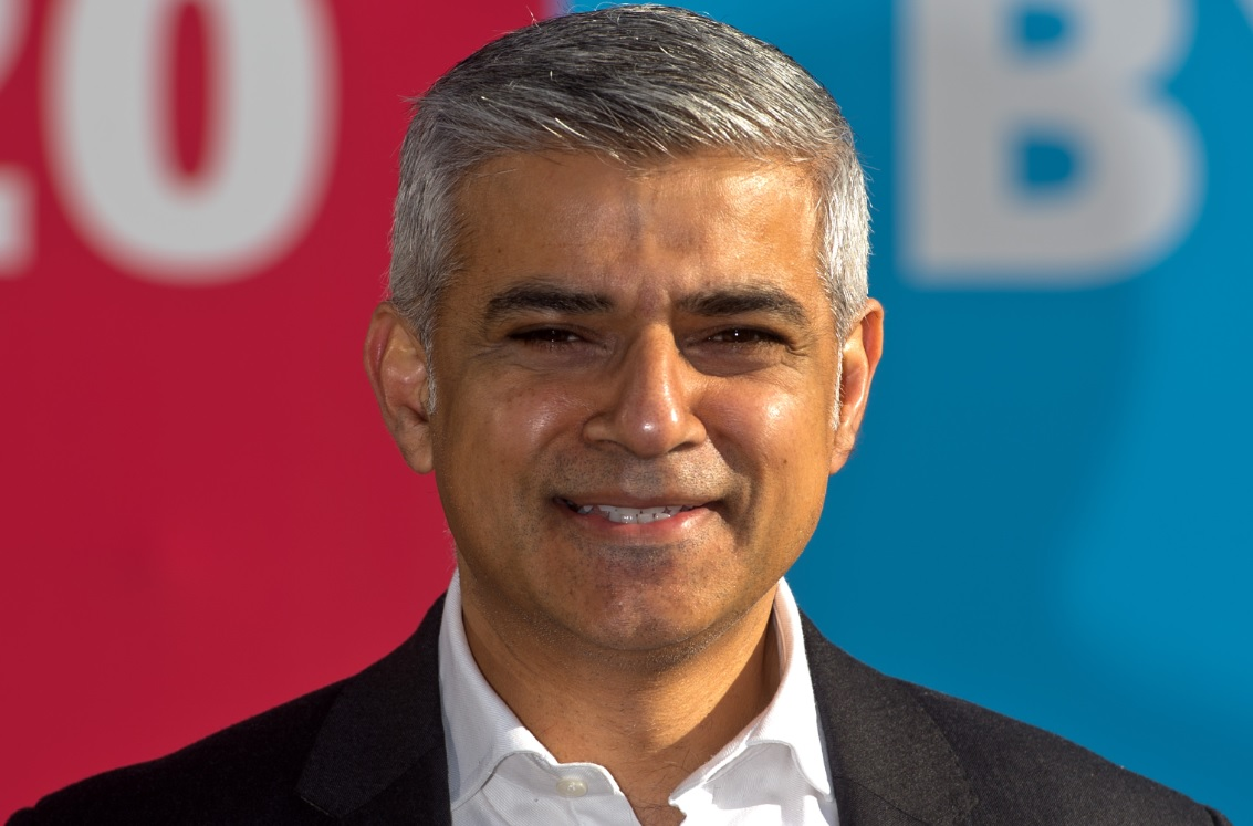 Sadiq Khan, Labour Mayor of London candidate