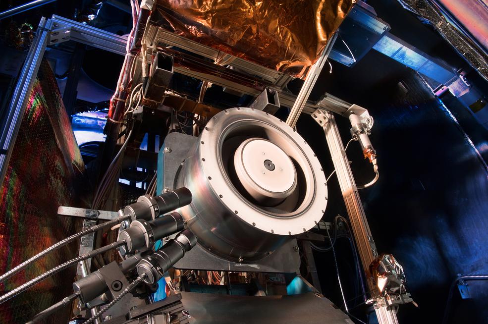 Nasa's 13kW solar-electric propulsion